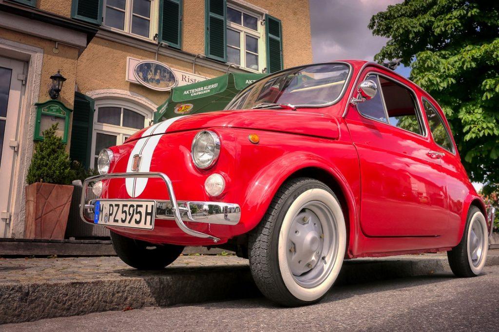 Histoire d'une icône : la Fiat 500